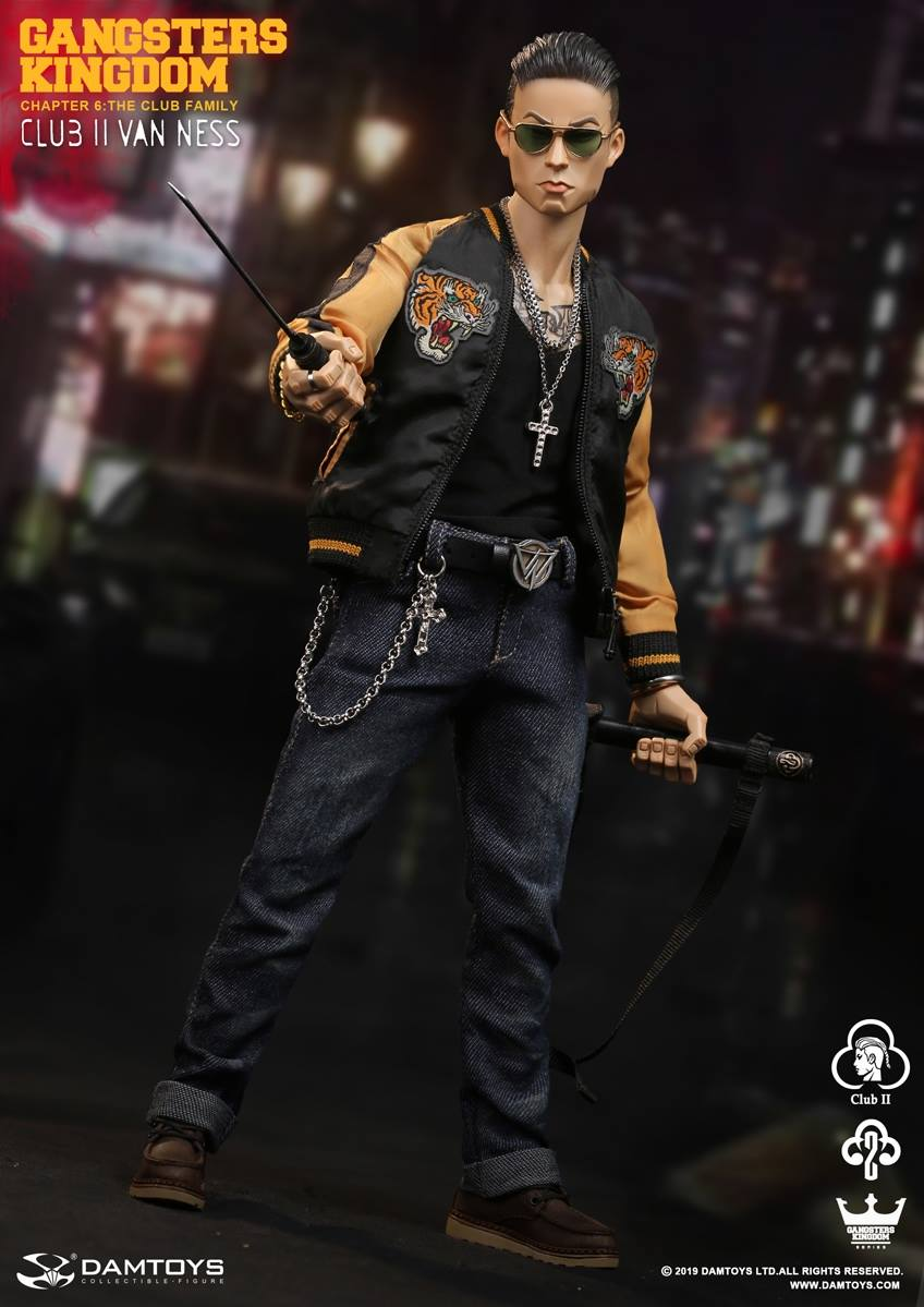 """1//6 Scale Baseball Jacket for 12/"""" Action Figure Toys"""