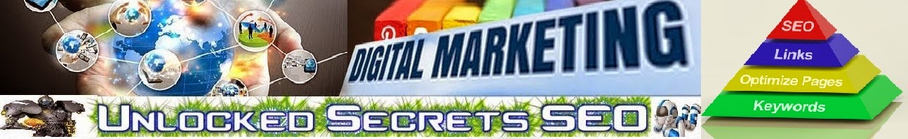 Unlocked Secrets SEO