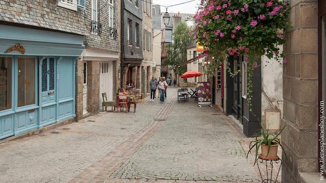 Morlaix viaje Bretaña turismo diario