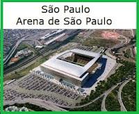Jogos olímpicos 2016 e Arena Corinthians