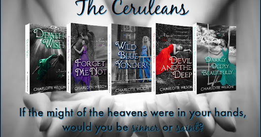 Ceruleans Anniversary Party: February (Giveaway)