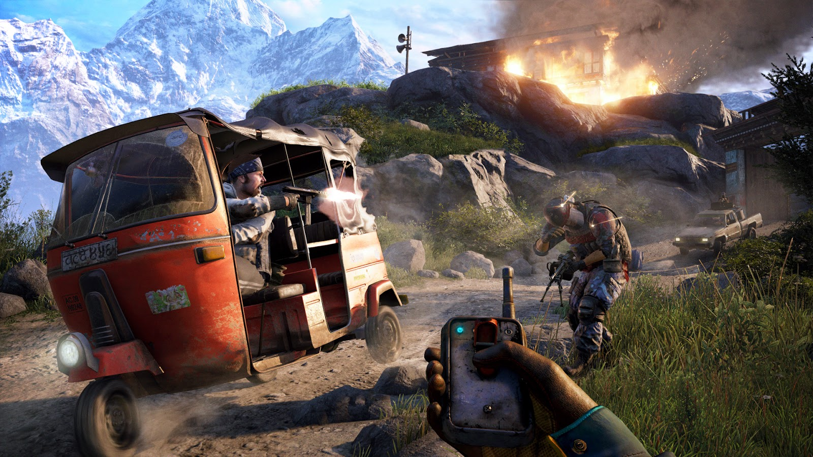 Far Cry 4 Full Version Crack PC Torrent