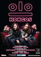 Kongos Spanish Tour