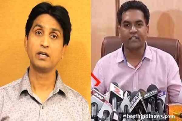 kapil-mishra-open-letter-to-kumar-vishwas-on-kejriwal-corruption