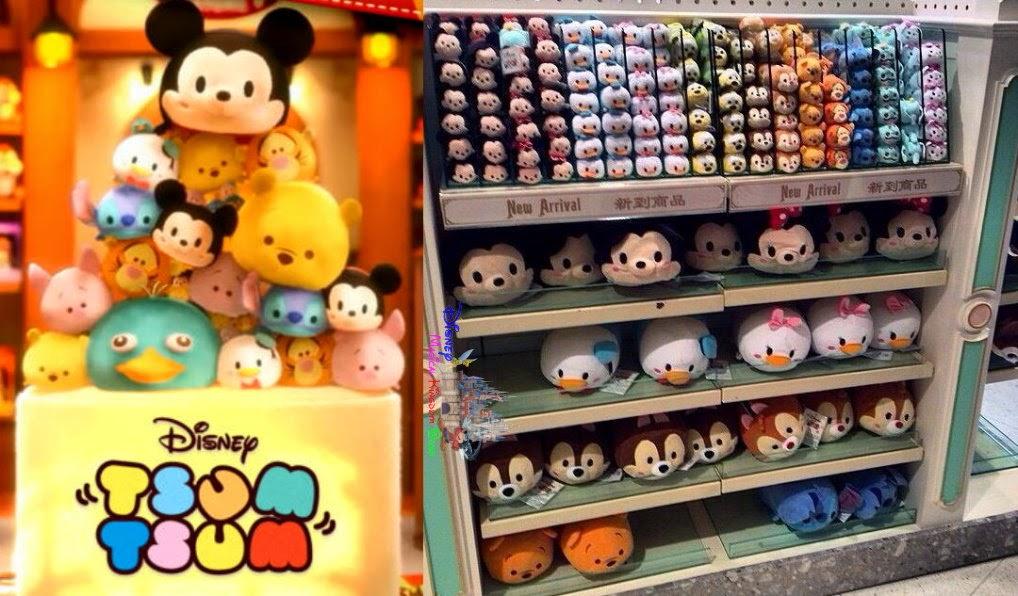 Mejores 57 Imágenes De Tsum Tsum En Pinterest: Disney Magical Kingdom Blog