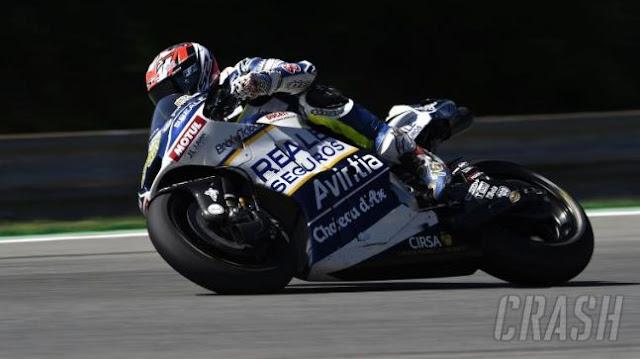 Barbera Tercepat FP1 MotoGP Austria