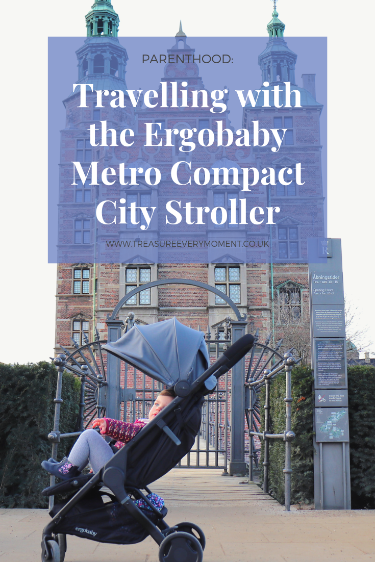 PARENTHOOD: Travelling with the Ergobaby Metro Compact City Stroller