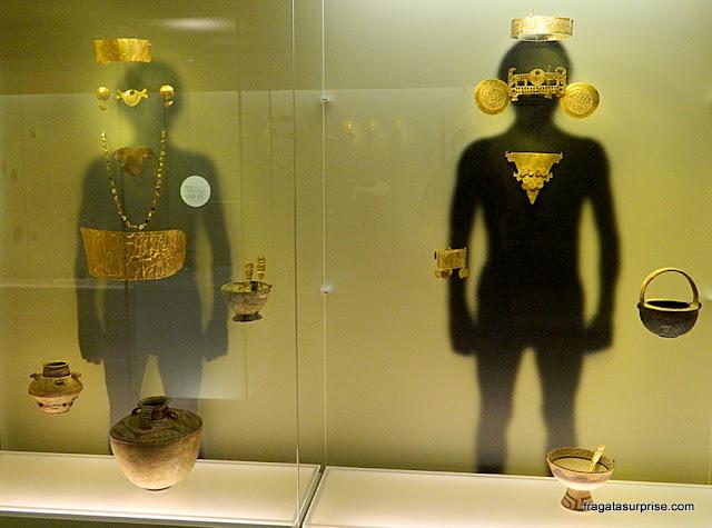 Joias pré-colombianas, Museu do Ouro de Bogotá