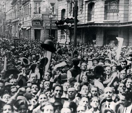 Revolução de 1930 e a Era Vargas (1930-1945)