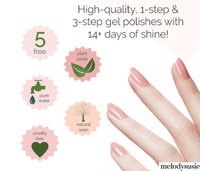 5 free gel nail polish