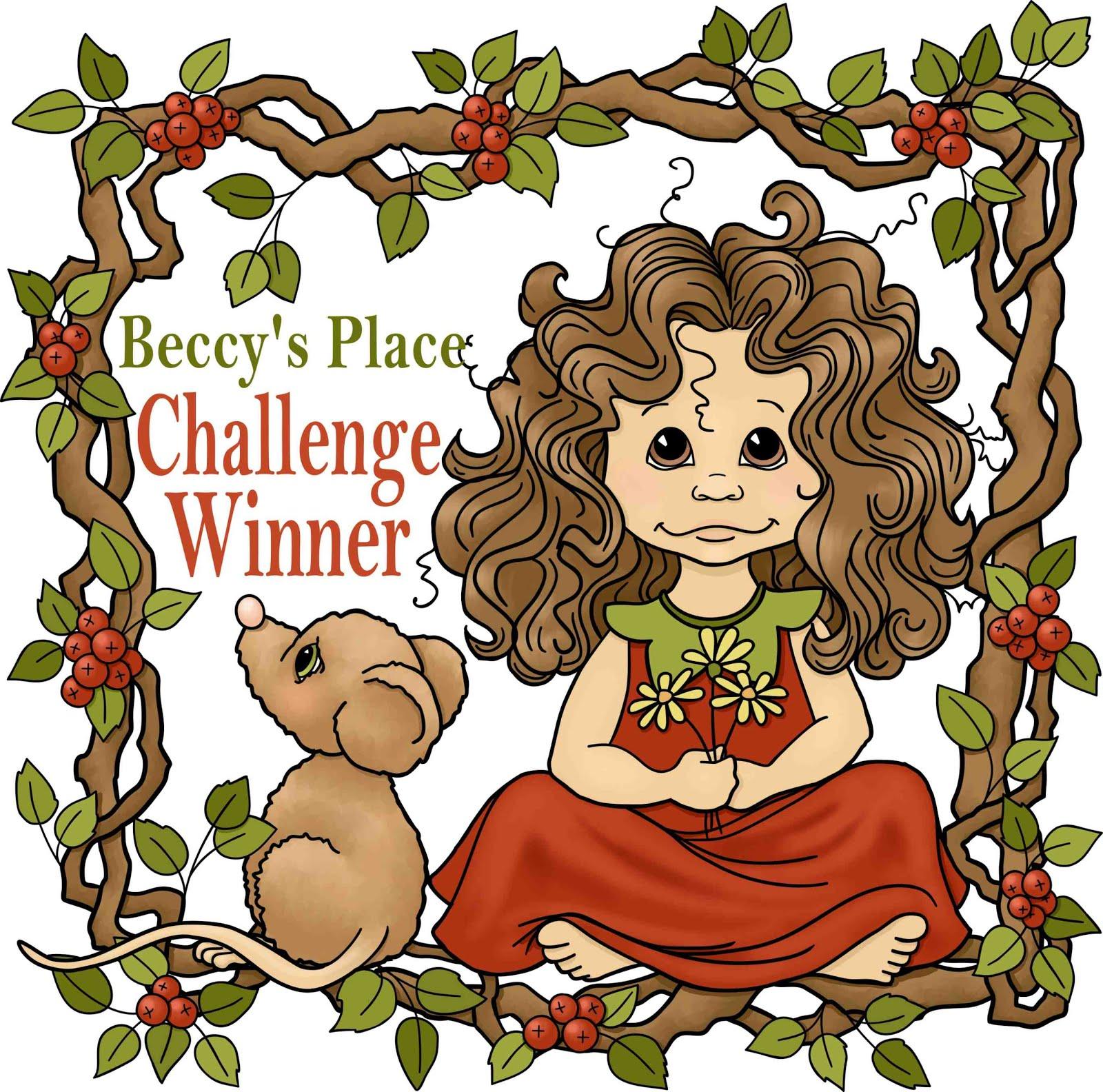 Beccy's Place Random Winner
