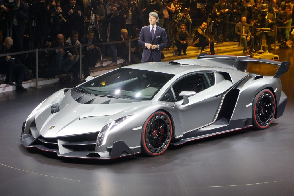 World Of Cars: Lamborghini Veneno Image
