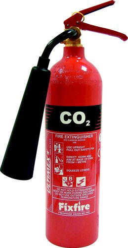 fire extinguisher types and uses pdf
