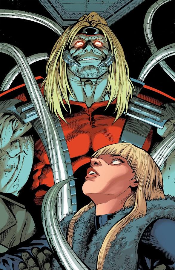 omega red x-men gold magik marvel comics