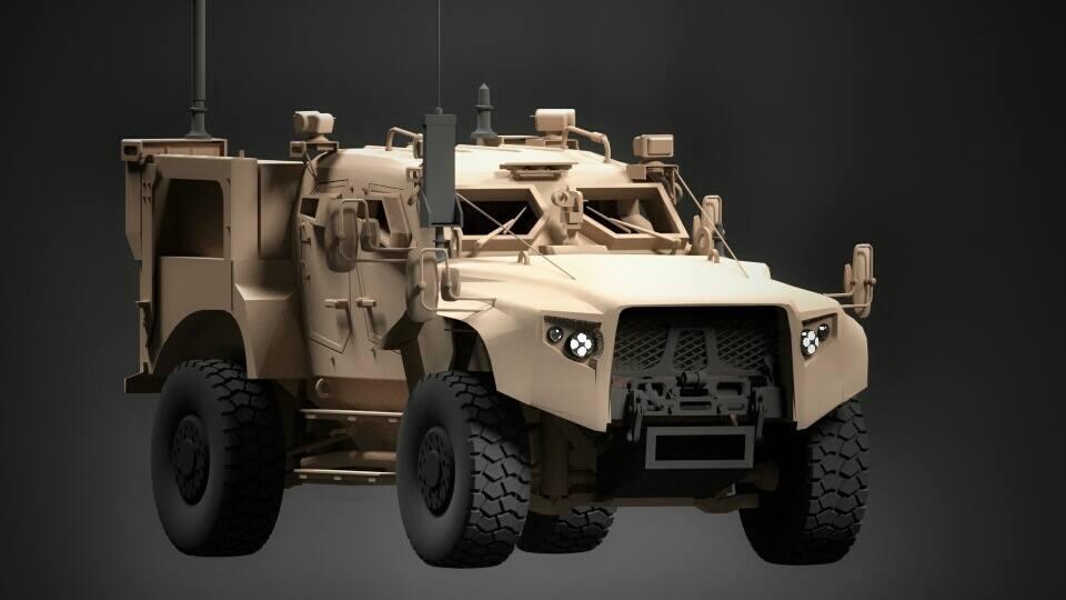 L-ATV への見た目が Arma 3 用 U...