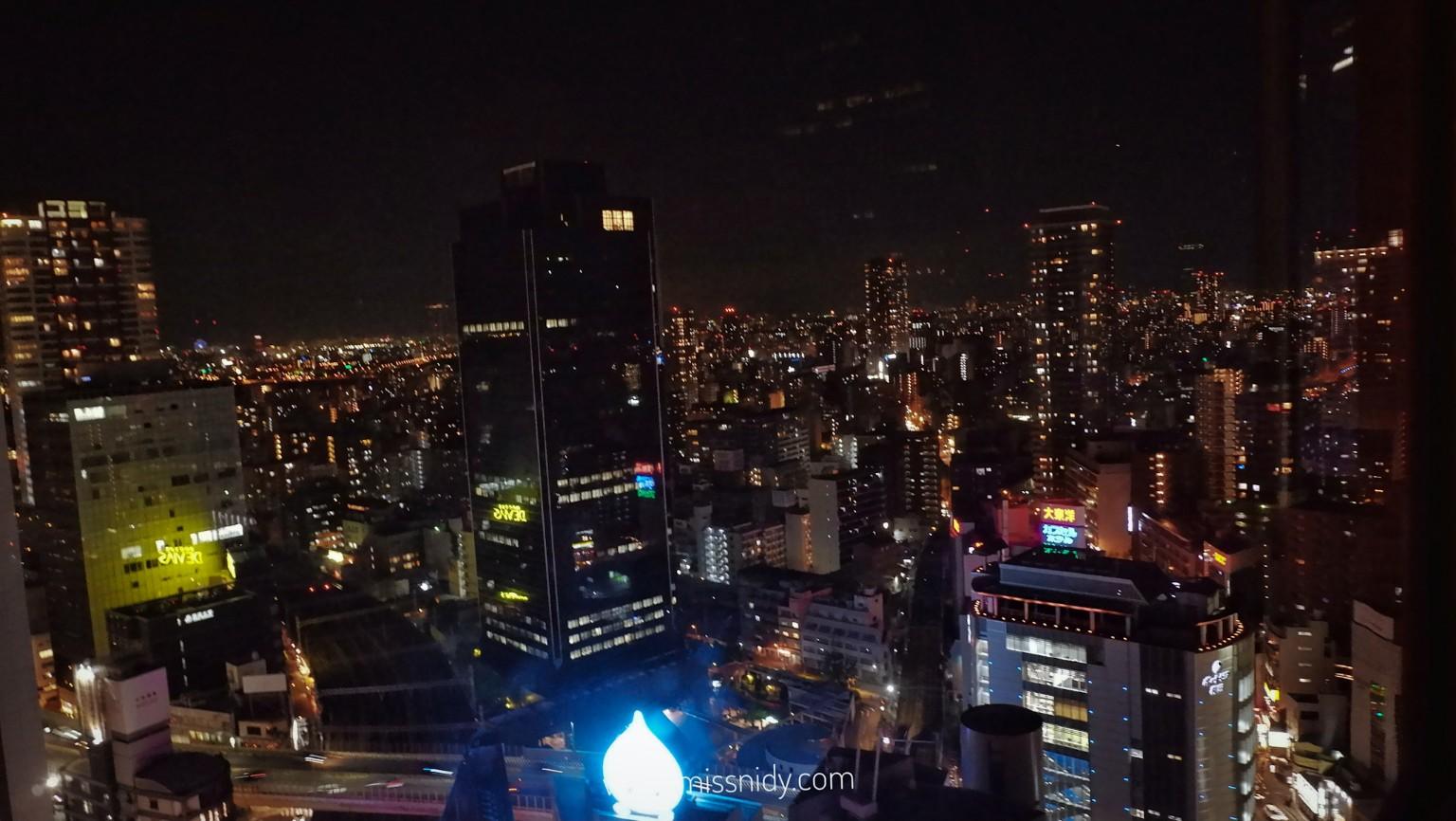 osaka citylight