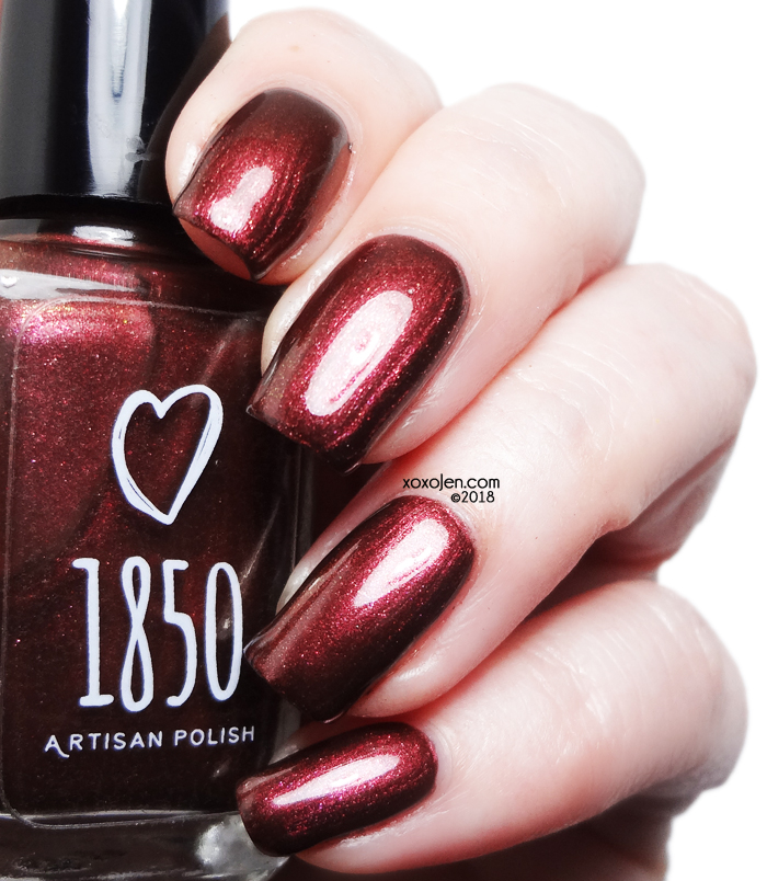 xoxoJen's swatch of 1850 Artisan Muir Woods