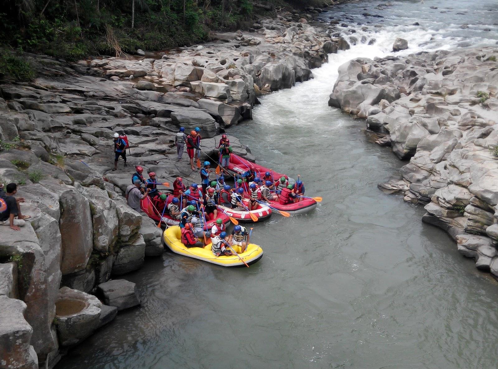 Image result for rafting di sungai lubuk aceh