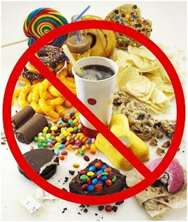Mengurangi Makananan Manis Dapat Menurunkan Berat Badan