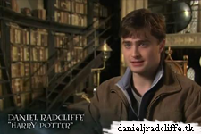 Daniel Radcliffe's favorite Harry Potter Film is..