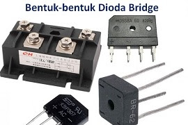 Prinsip Kerja Dioda Bridge Pada Sebuah Rangkaian Kelistrikan
