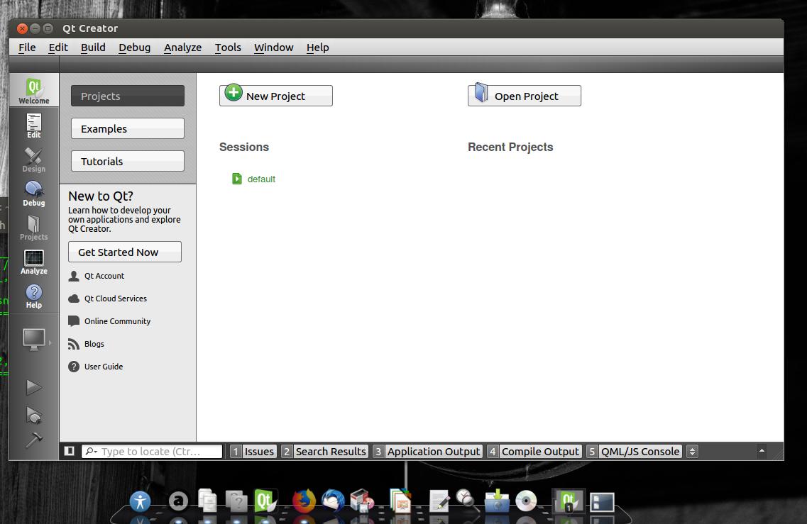 install qt5 on ubuntu 16.04