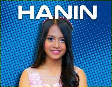Profil Dan Biodata Hanin Dhiya Penyanyi Lagu Cover Terbaik 2017