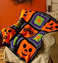 http://www.redheart.com/free-patterns/pumpkin-face-throw