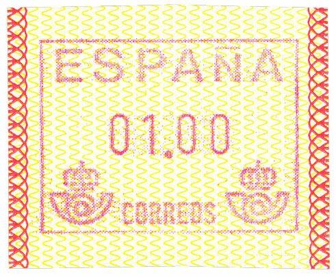 dc77ca35da54e Sello de valor variable  Son aquellos sellos que en un mismo papel soporte  pueden tener diferentes valores faciales