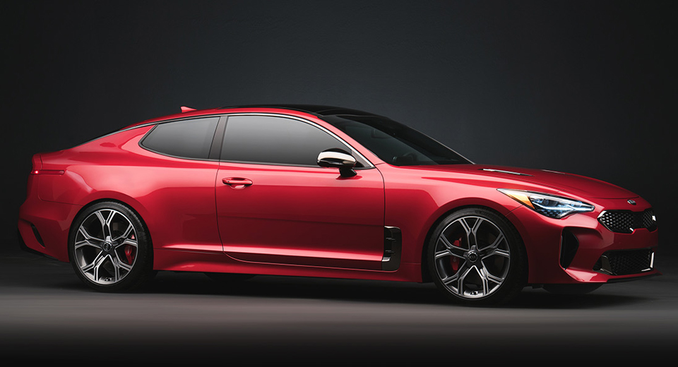 Would The Kia Stinger Work As A Coupe Too Autoscoops Nl