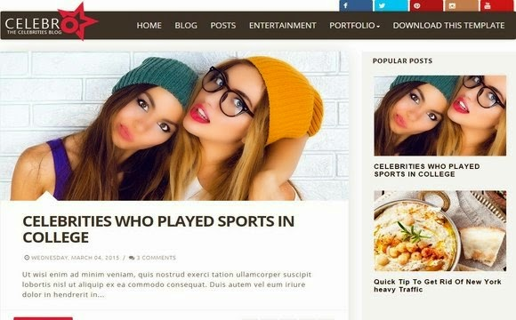 Promovare Web | Creare blog firma | Oferta creare blog profesional Blogger - Wordpress.