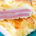 Trenzas de jamón y queso