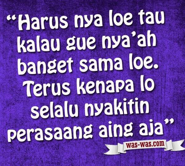 Gambar Lucu Bahasa Sunda   WAS WAS.com
