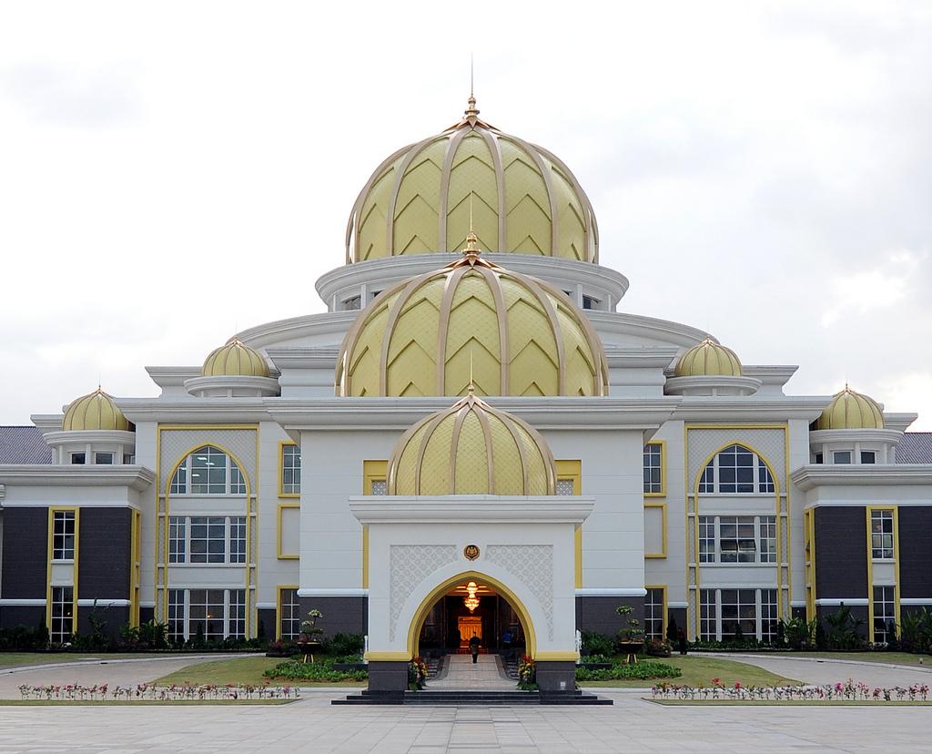 Gambar Istana Negara Jalan Duta Baru - Viral Cinta