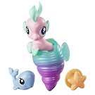 MLP Baby Seapony Crystal Pearl Brushable Pony