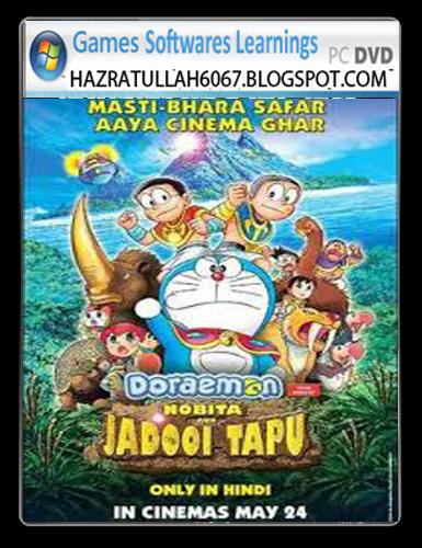 Doraemon The Movie:Nobita Aur Jadooi Tapu HINDI Full Movie