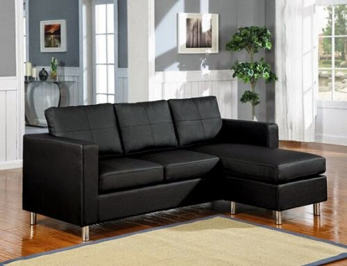 apartment sofa