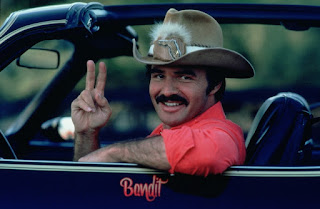 Burt Reynolds Smokey and the Bandit 2 1980