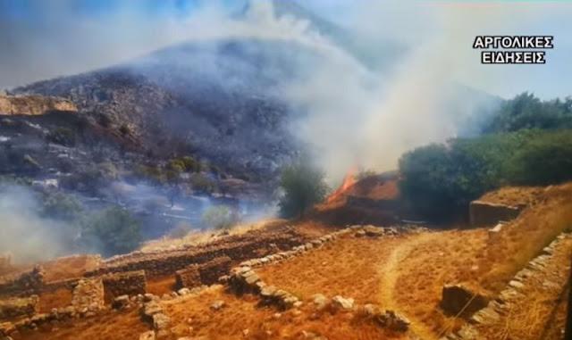 Σύλλογος Ελλήνων Αρχαιολόγων: Το υπουργείο Πολιτισμού δεν είδε τη βαριά συμβολική και ηθική βλάβη στις Μυκήνες