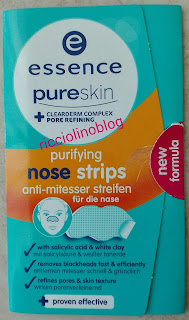 purifying nose strips