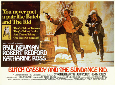 """Butch Cassidy and the Sundance Kid""  (1969)"
