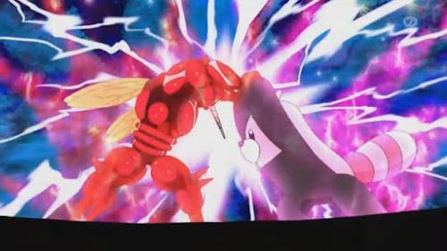 Pokémon Sol y Luna Ultra Aventuras Capitulo 18 Temporada 21 Una misión de ultra urgencia