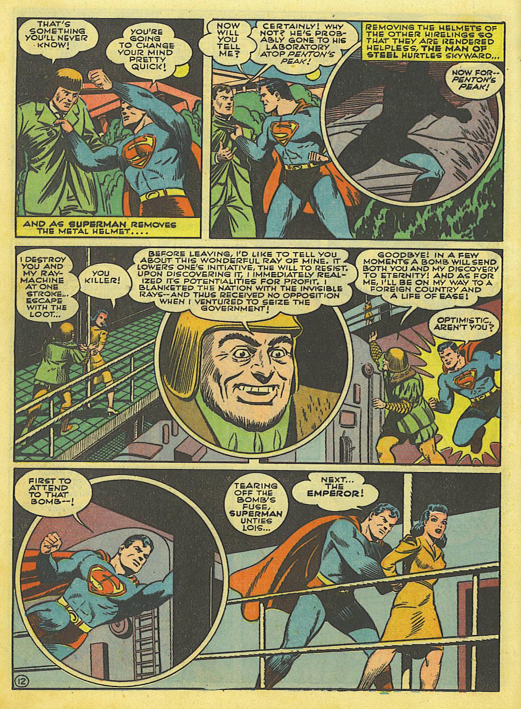 Action Comics (1938) 52 Page 13