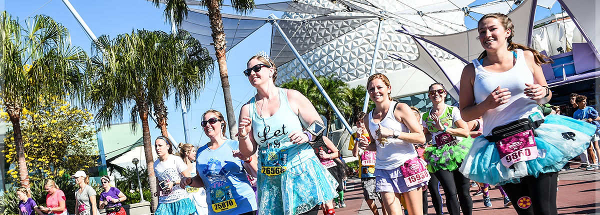 Disney Princess Half Marathon, Walt Disney World Resorts, Orlando