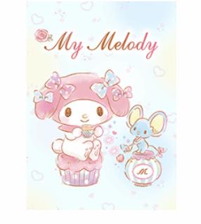 LINE My Melody(午茶時光篇)免費主題