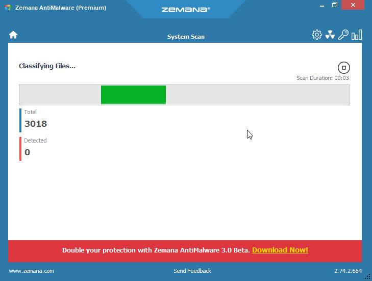 Zemana AntiMalware Premium 3.1.20