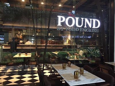 Pound by Todd English Opens at Vertis North Ayala Mall