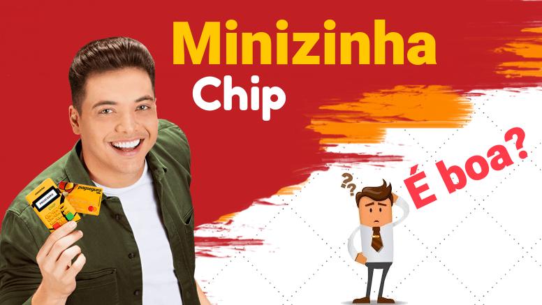 como minizinha chip funciona