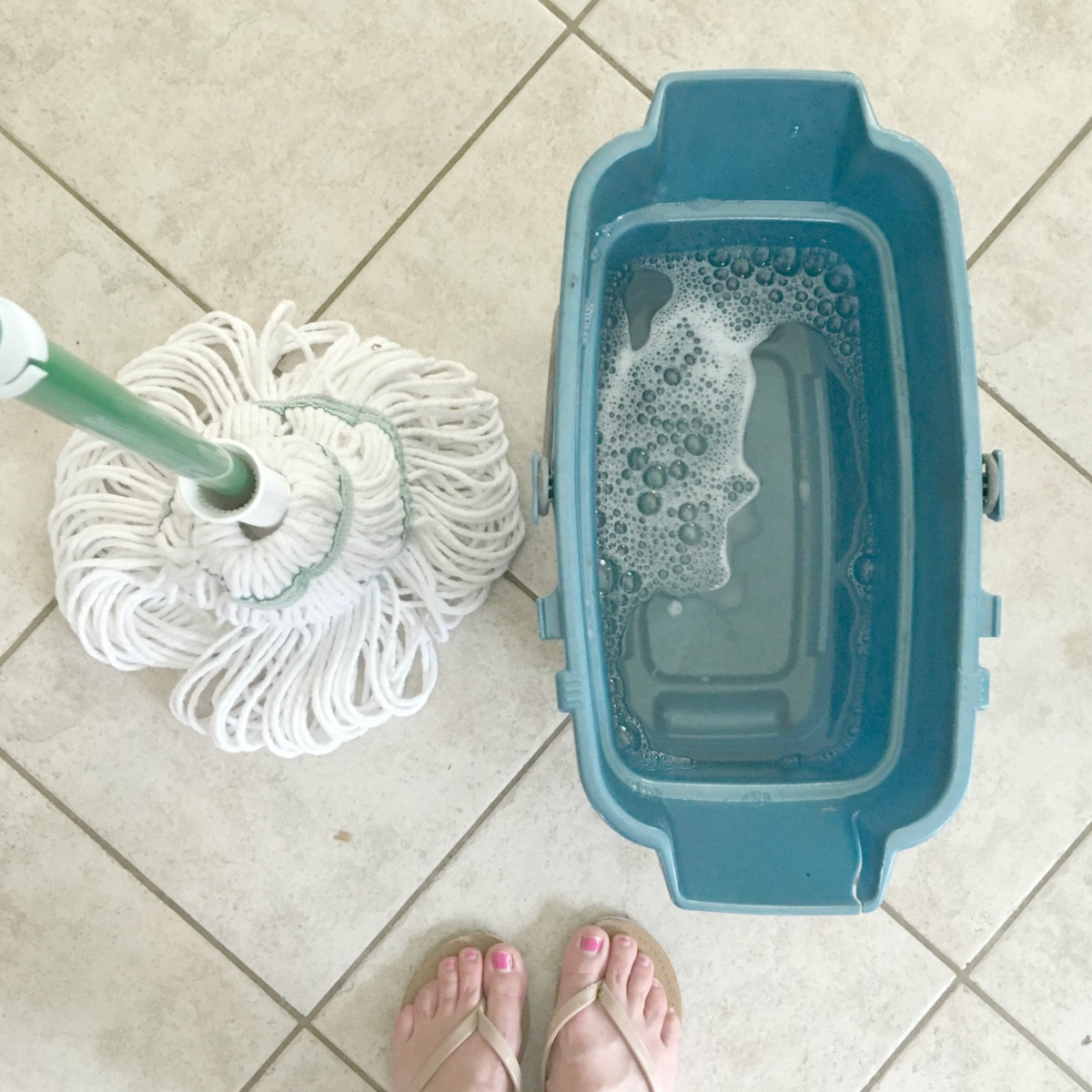 Always A New Day : Why I Love Spring Cleaning