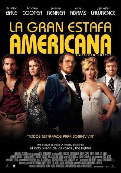 La Gran Estafa America DVDRip Latino